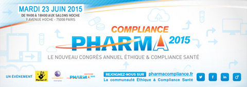 Pharma, Ethique, Compliance