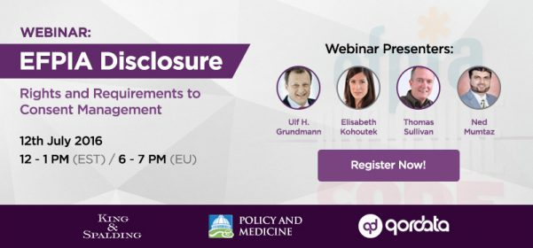 Pharma Compliance Digital CRM Marketing Transparence DMOS KS webinar e1468312307483 Webinar today 12/07 19h | EFPIA Disclosure: Rights and requirements for Consent Management