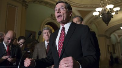 Pharma Compliance Digital CRM Marketing Transparence DMOS Senator John Barrasso e1472639573841 Don't rewrite history: 'Sunshine' law was meant to protect docs from undue influence